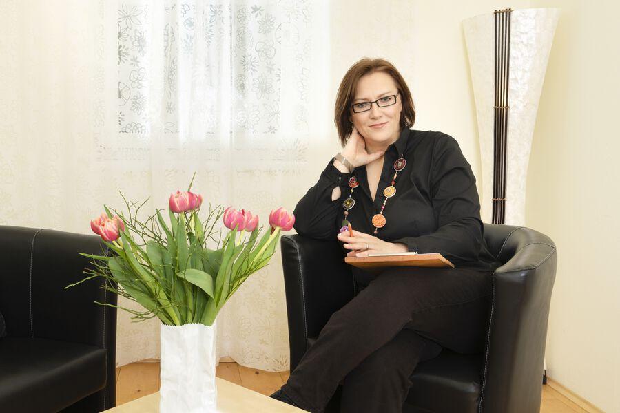 Dr Margarete Litzenberger, Systemische Psychotherapeutin Baden